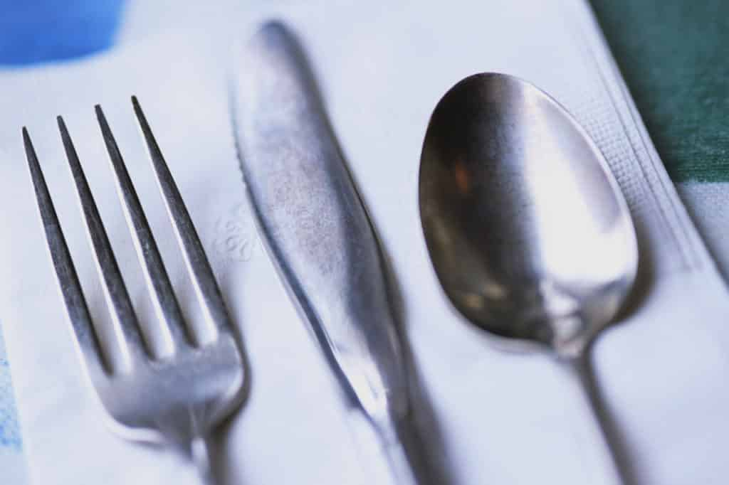 Eating Utensils ca. 1997